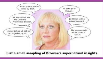 browne