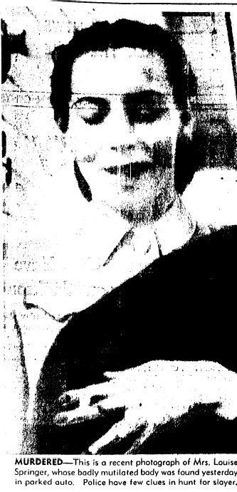 Postmortem Grin And Bare It The Black Dahlia Murder Case